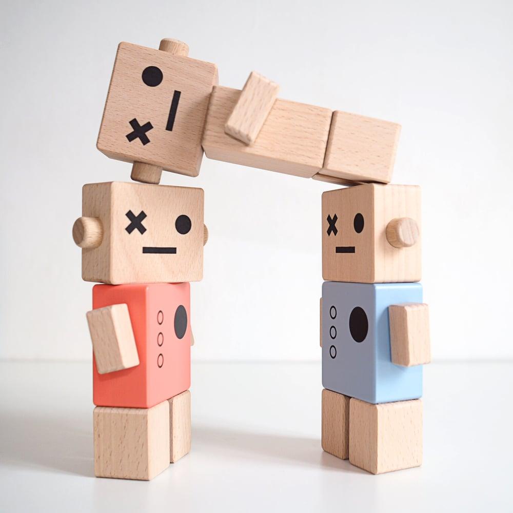 Image of Baby Robot Bleu