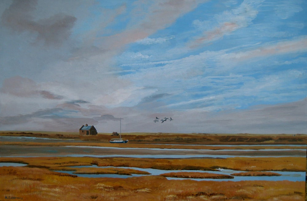 Image of Blakeney Point, Norfolk