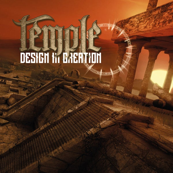 Image of TEMPLE - Design in Creation. CD