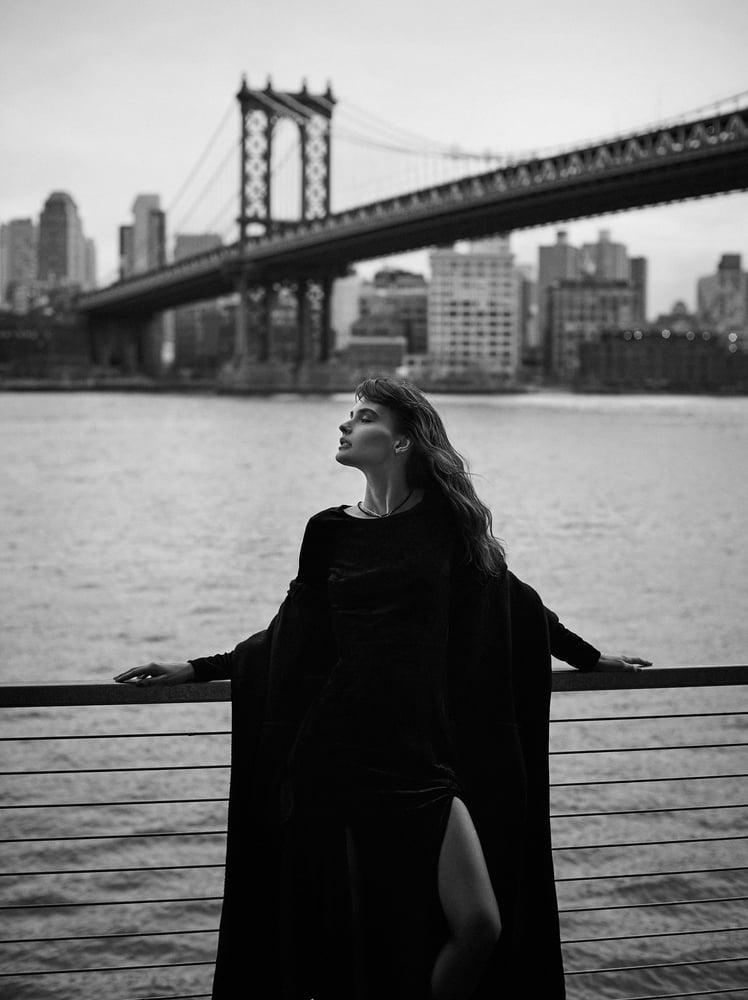 Image of Manhattan bridge 2016, limited serie of 20 (50x70)