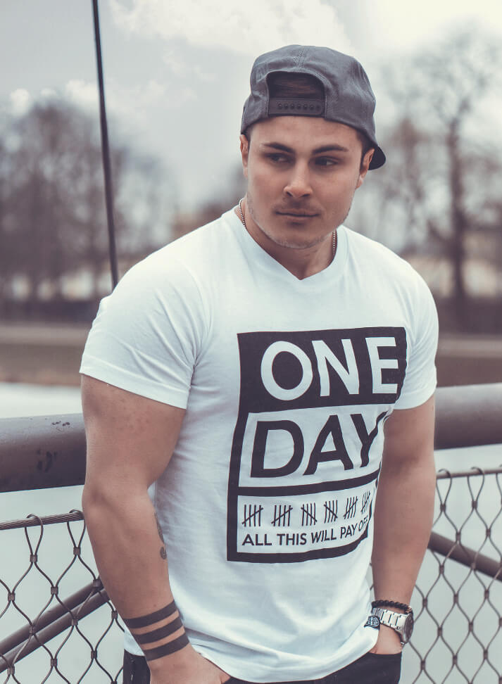 Image of ONE DAY Shirt