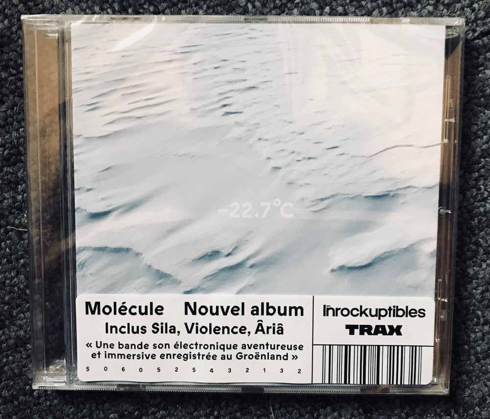 Image of MOLÉCULE   -22.7°C   (CD Edition)