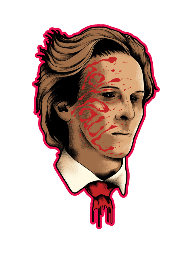 Image of Hey Paul (Sticker Only) by Joshua Kelly