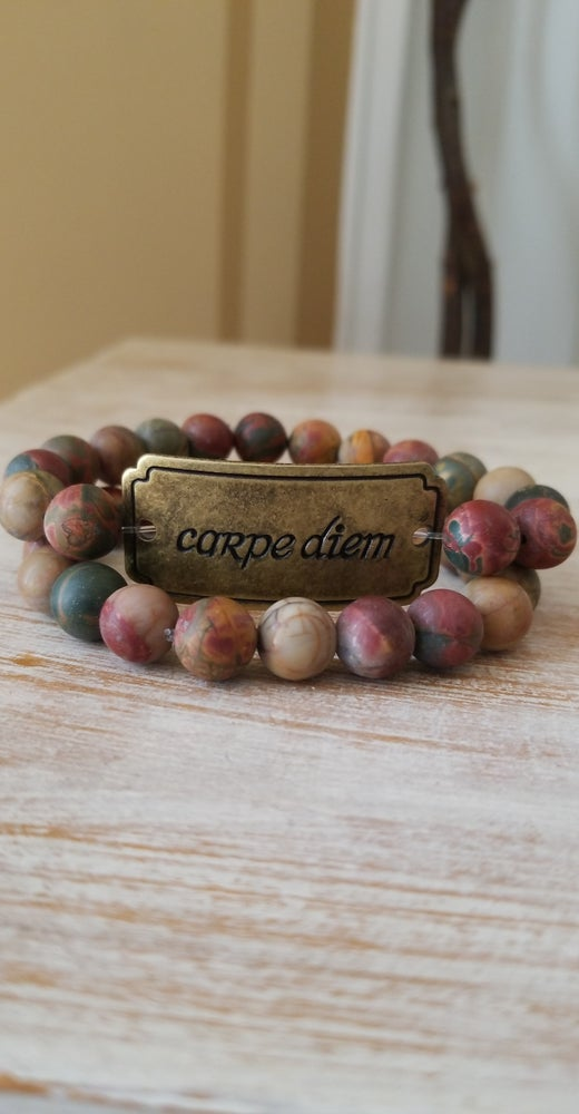 Image of SEIZE THE DAY ARM CANDY STACKER