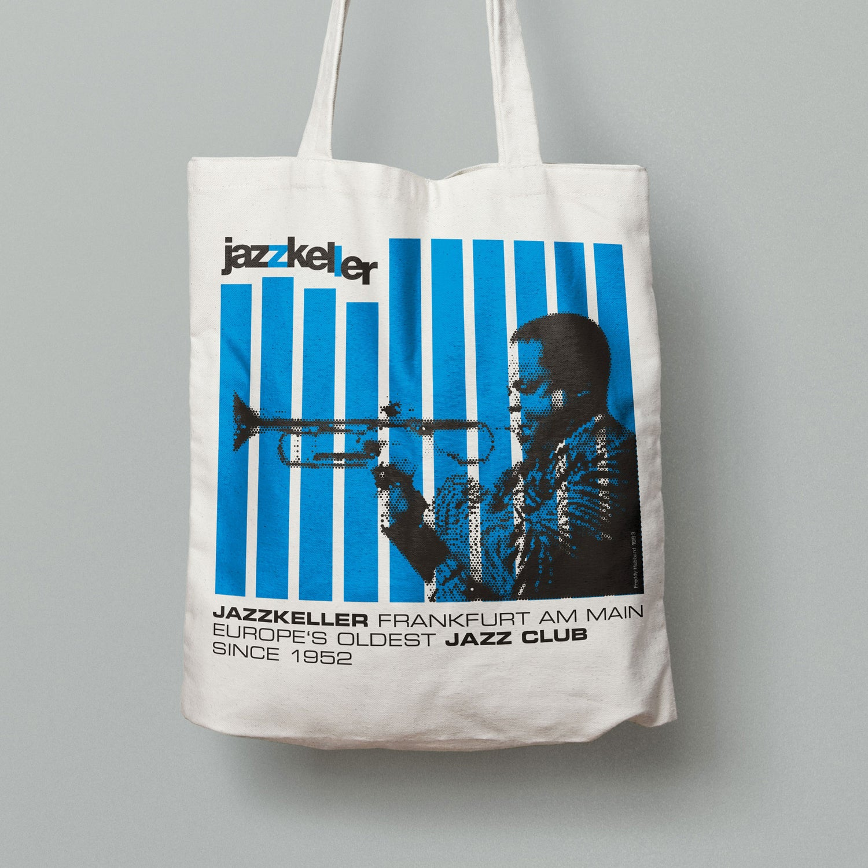 Image of JK1993 Limited Edition Jutebeutel / Tote Bag