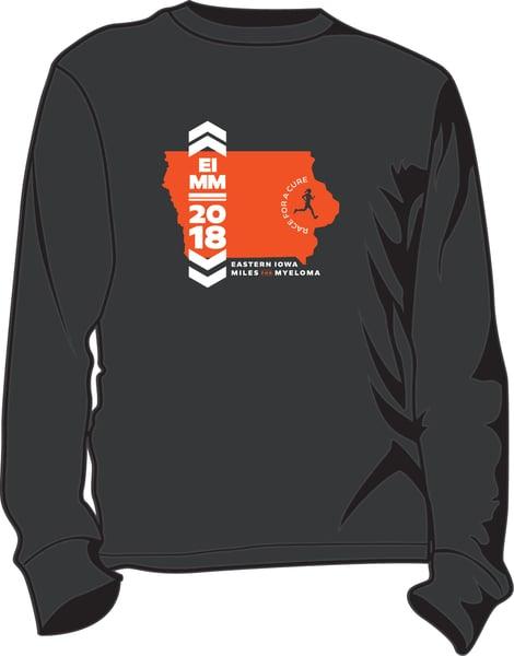 Image of Public Long Sleeve T-Shirt