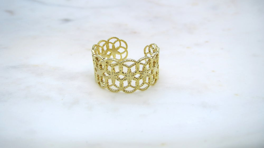 Image of Bague Lace