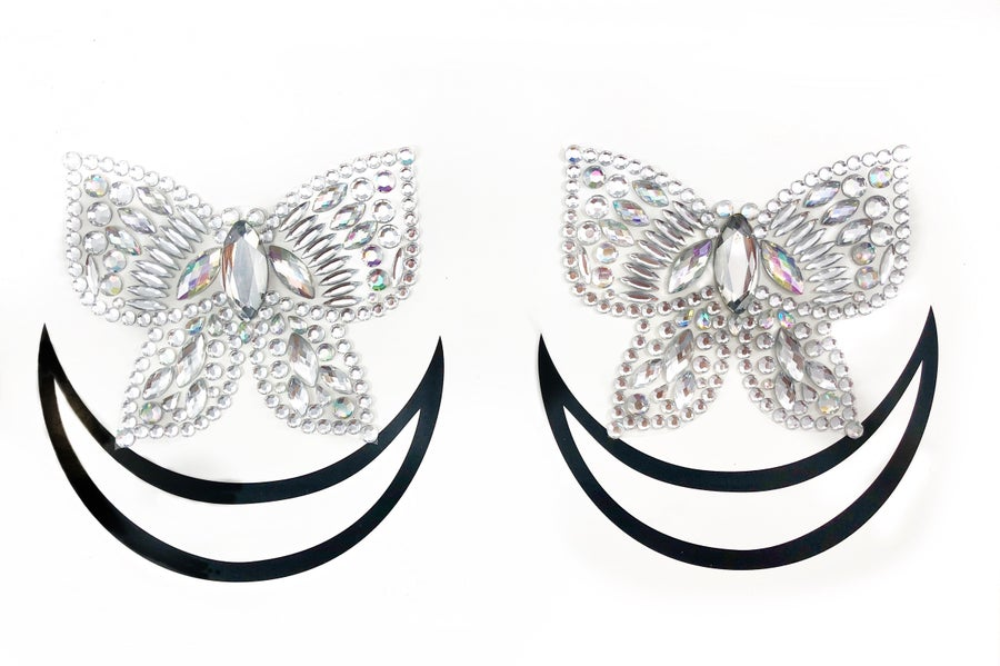 Image of Lunautics Butterfly Pasties