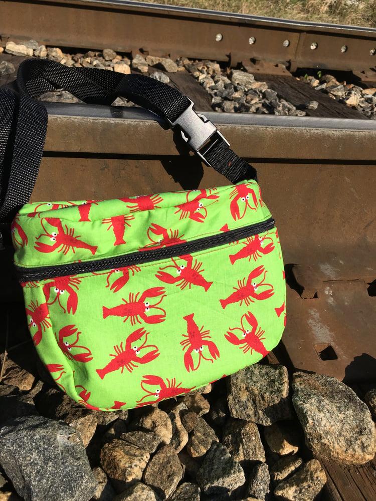 Image of Crawfish Fanny pack