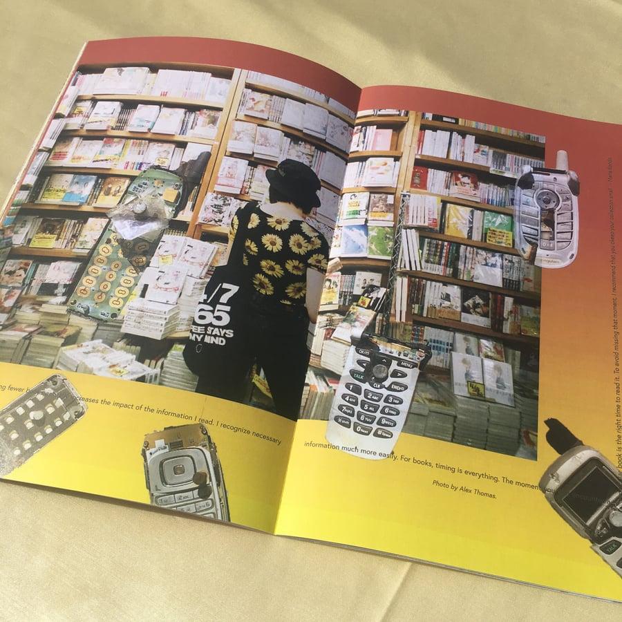 Image of Muff Issue #1: Stuff DIGITAL DOWNLOAD