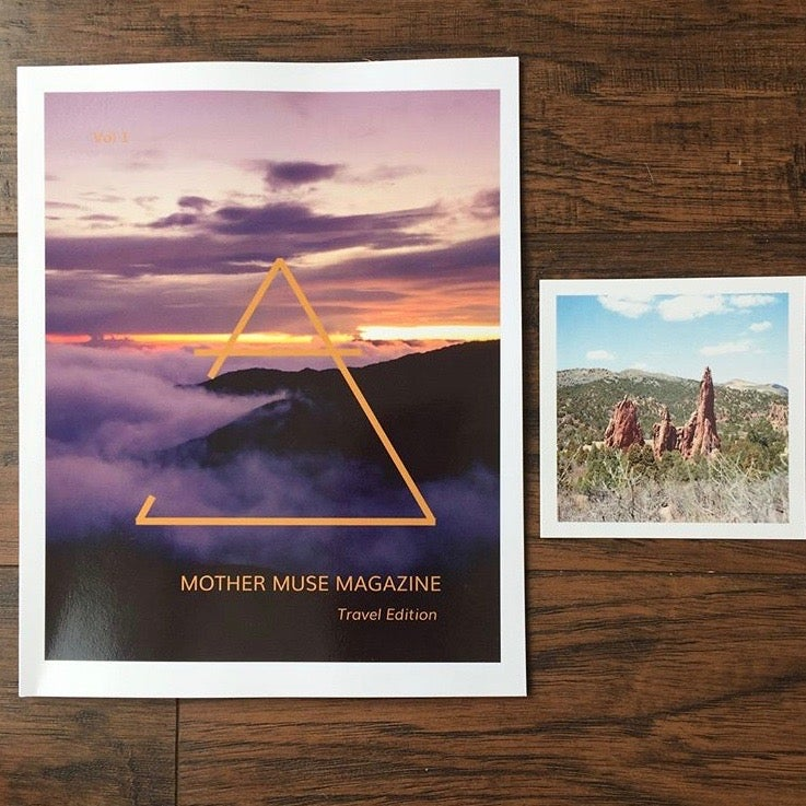 Image of Mother Muse Co Magazine: Travel Zine