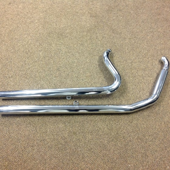 Image of Long Rifle Exhaust for HD Softail models
