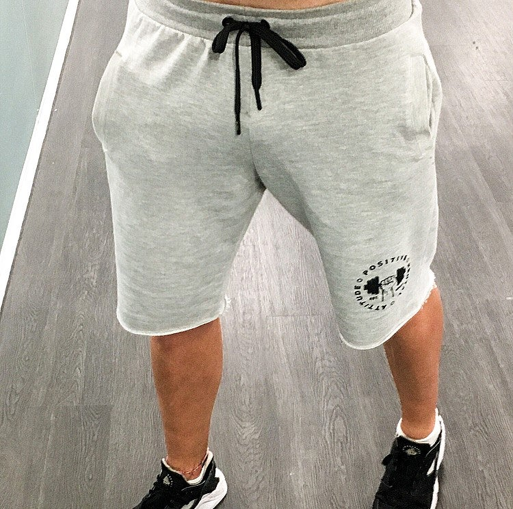 Image of PMA Fitwear Shorts - Grey