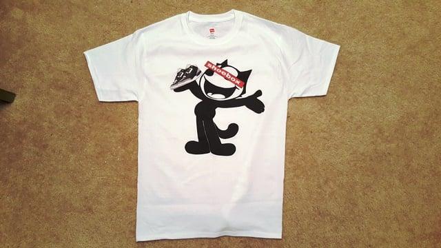 """Image of Shoebox Money T-Shirt """"Felix 3's"""""""