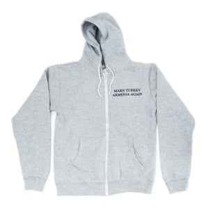Image of Wilsonian zip-up