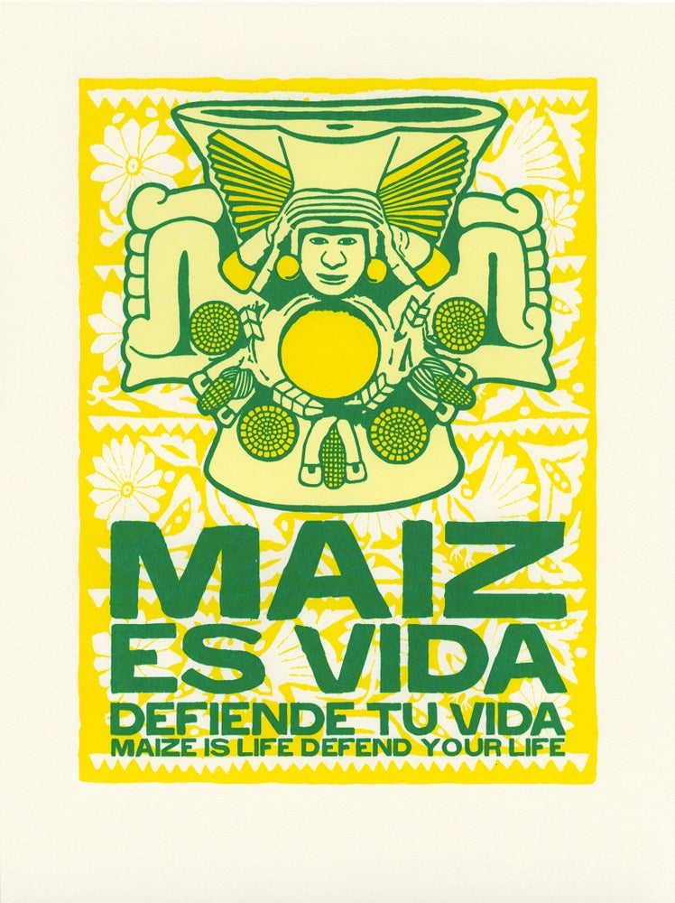Image of Maiz Es Vida