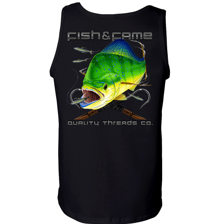 Image of Dorado Tank Top (black)
