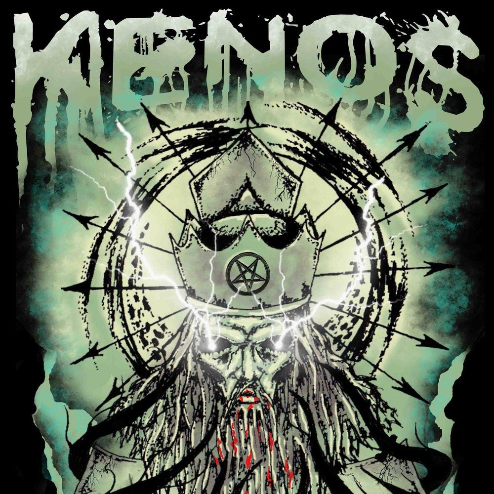 "Image of KENOS ""Pest"" CD"