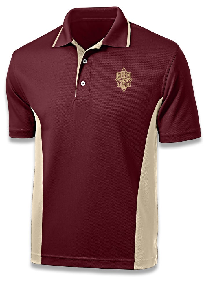 Image of IU Design Sport Polo