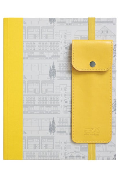 Image of Notebook & Pen Case