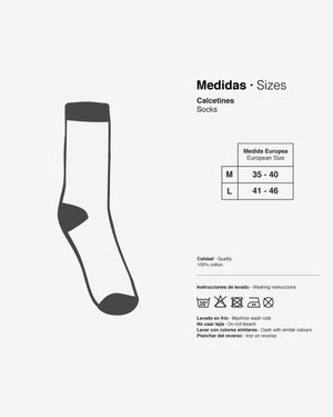 Image of HKTD Gothic · Socks