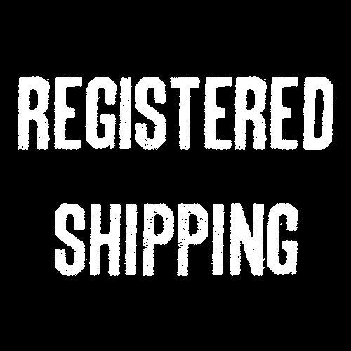 Image of REGISTRED SHIPPING