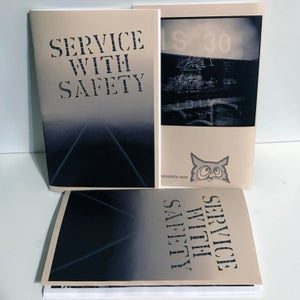 Image of SERVICE WITH SAFETY zine