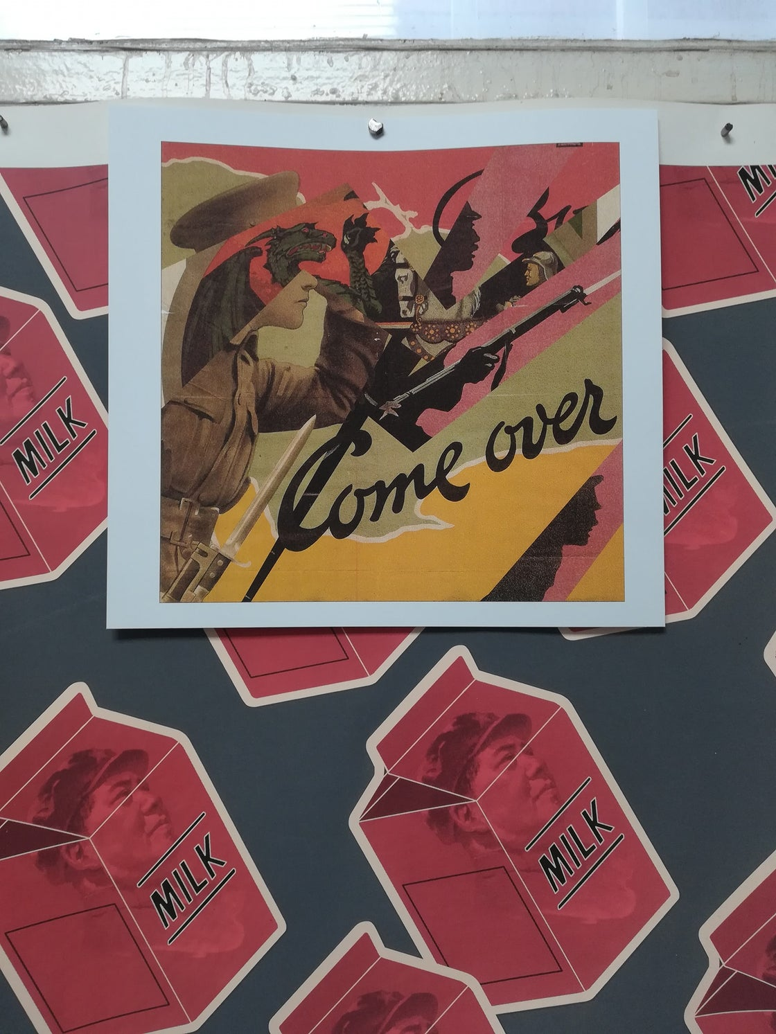 Image of Come Over