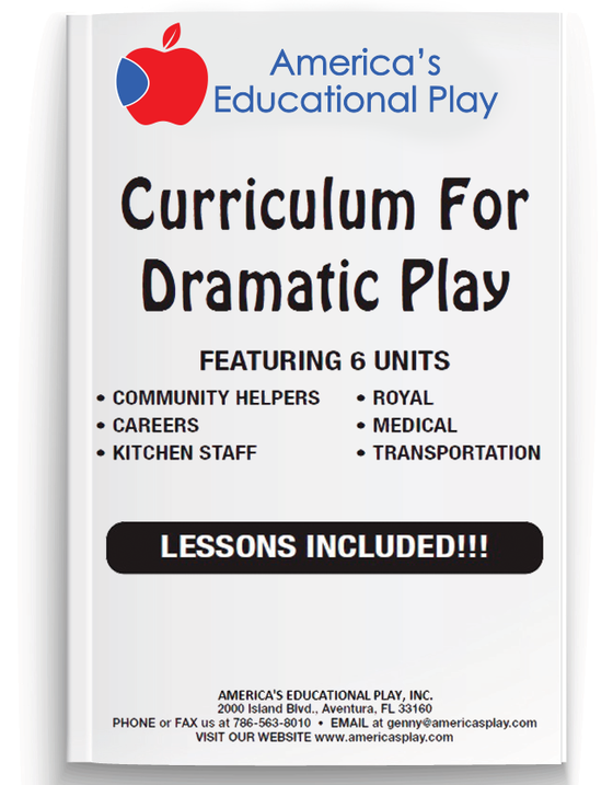 Image of Dramatic Play Curriculum