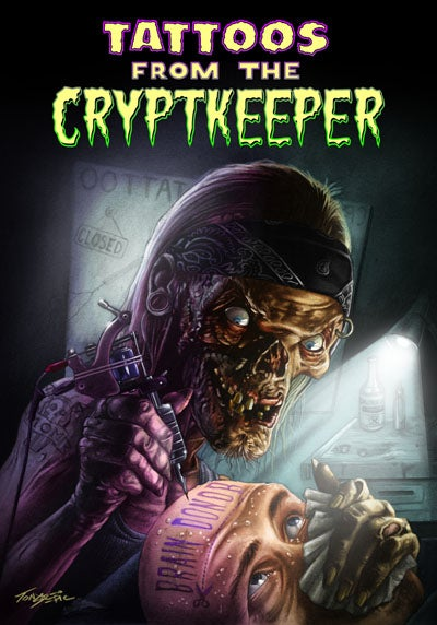 Image of Cryptkeeper