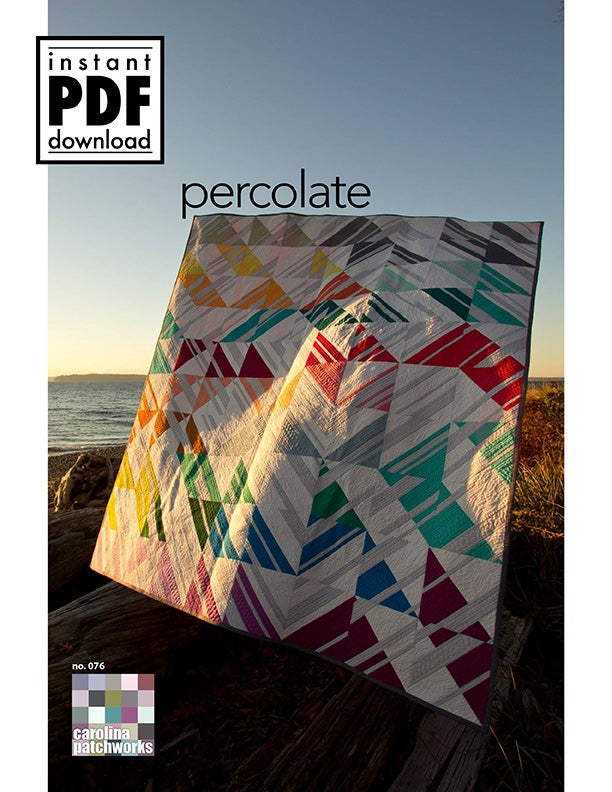 Image of No. 076 -- Percolate {PDF Version}