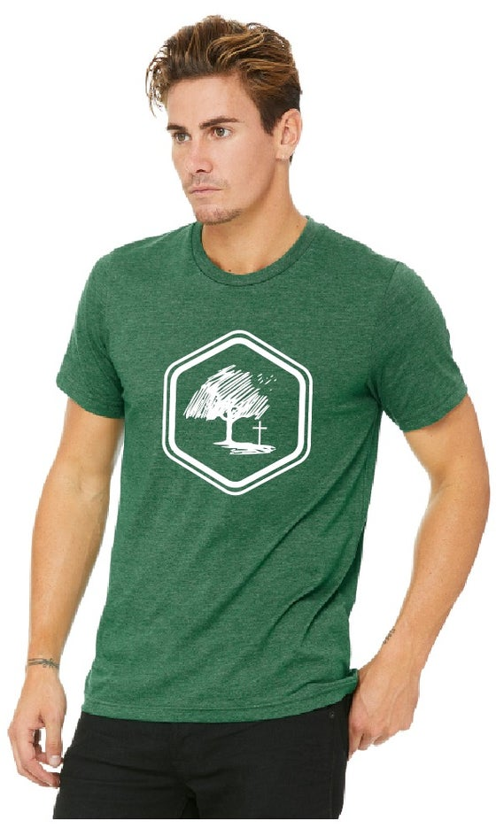 Image of 2018 LifeHouse Green T-shirt