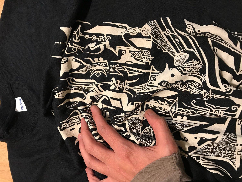 Image of Glyph tshirt
