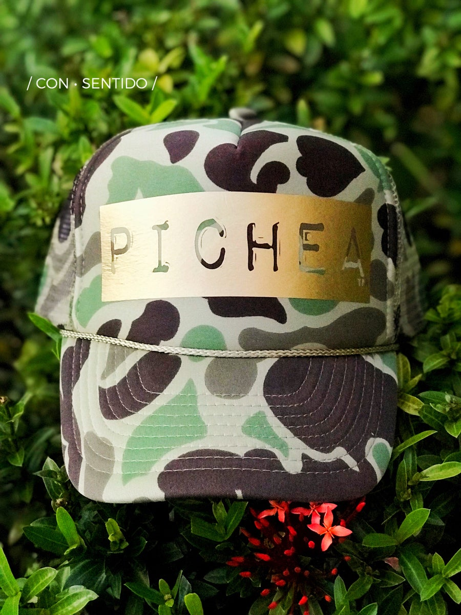 Image of Pichea Cameo Trucker Hat