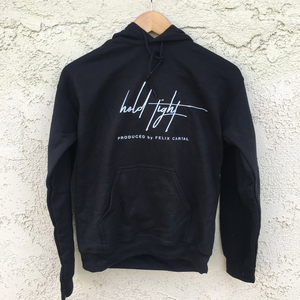 Image of Hold Tight Hoodie (Black)