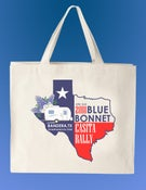 Image of 2018 Bluebonnet Rally Tote Bag