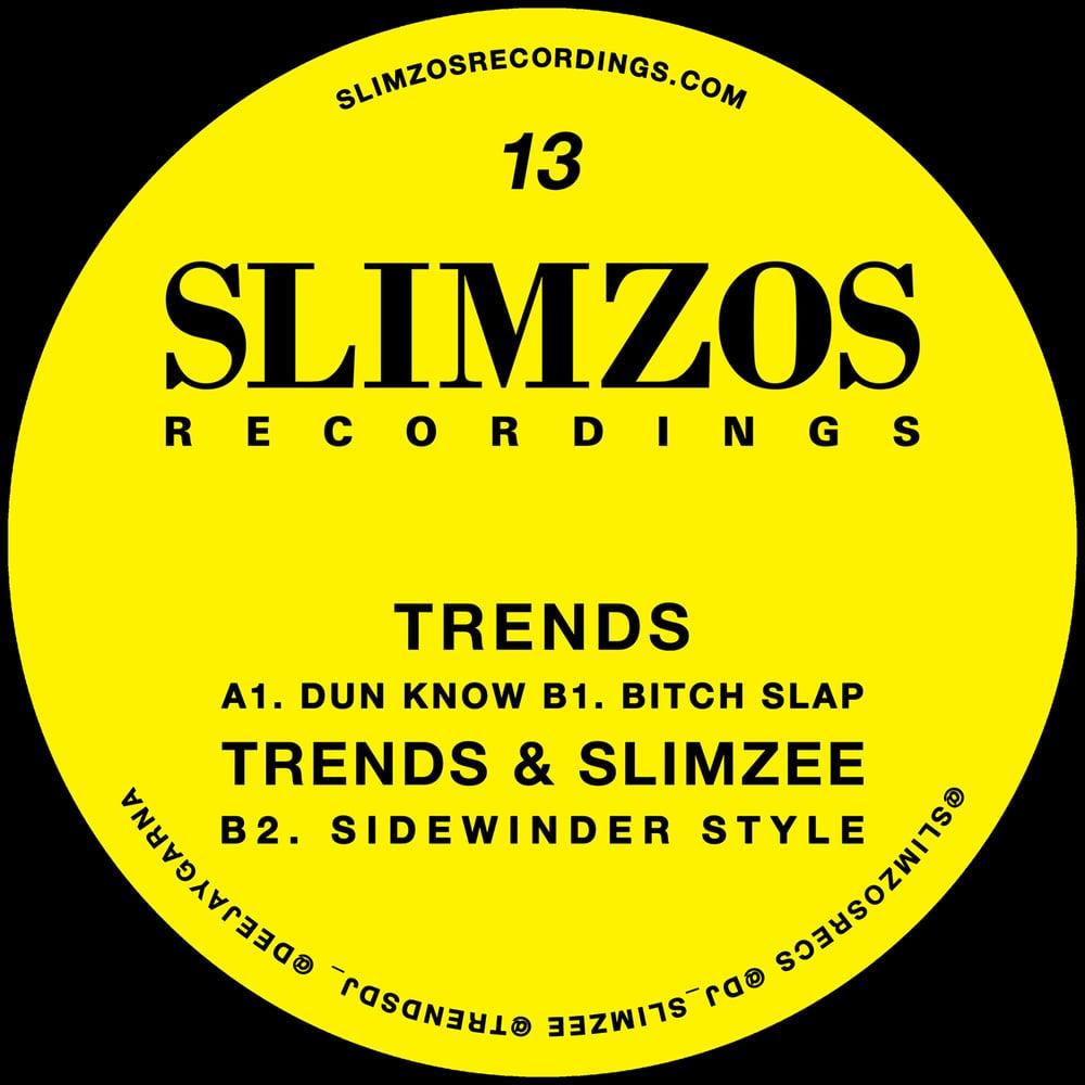 Image of Slimzos 013 Vinyl