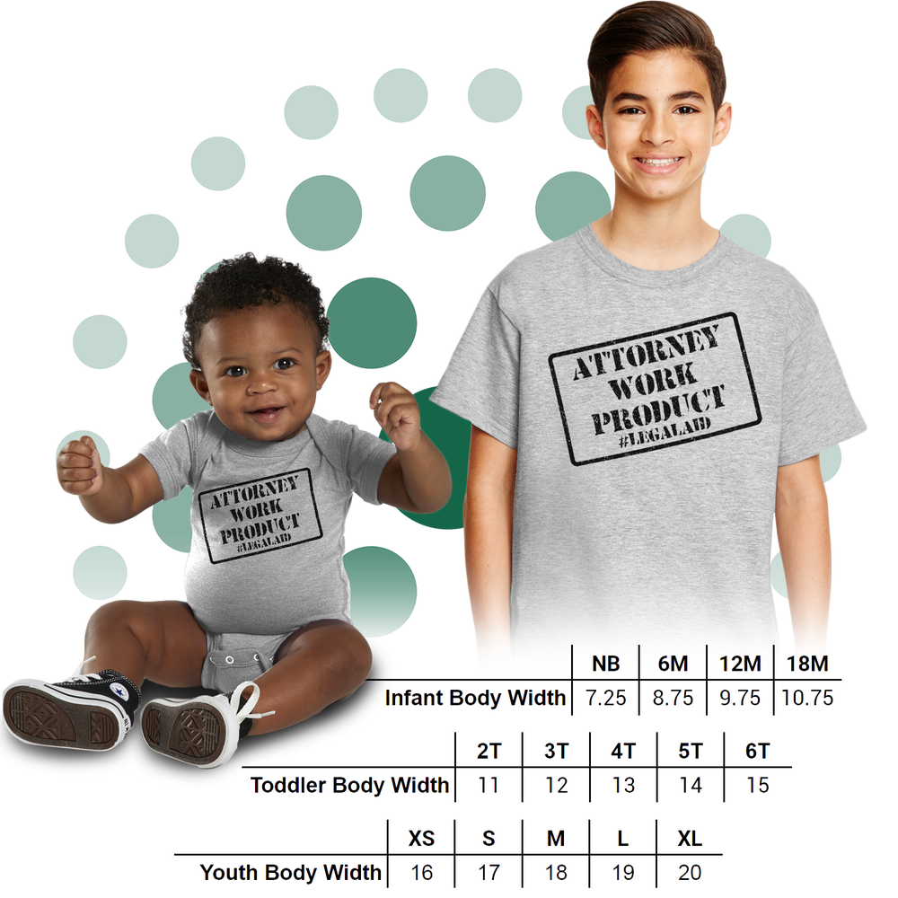 Image of Attorney Work Product Tee