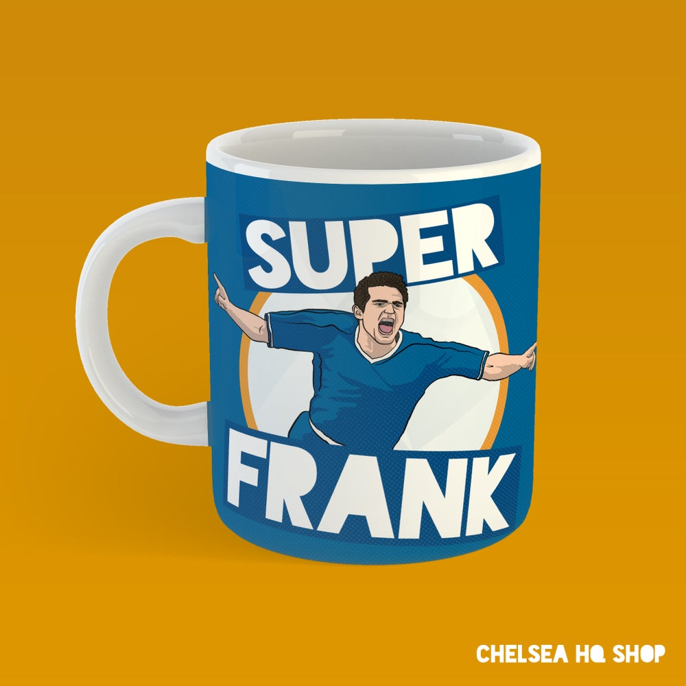 Image of Super Frank mug