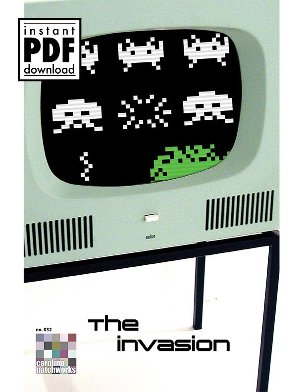 Image of No. 032 -- The Invasion {PDF Version}