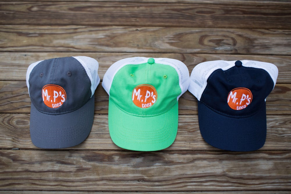 Image of Mr P's Logo Hats
