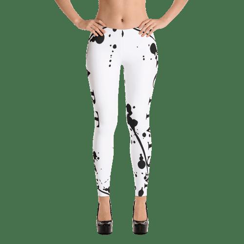 Image of ART x ACTIVISM media test leggings