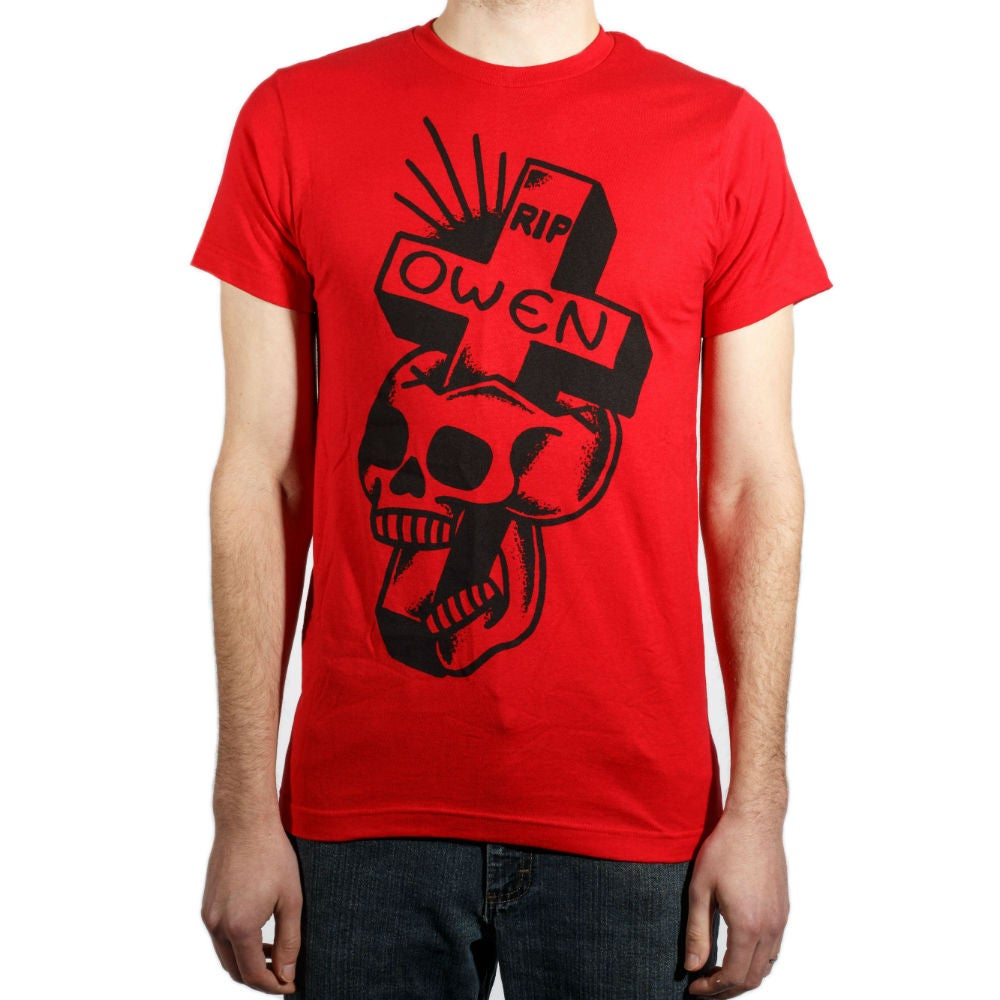 R.I.P T-Shirt (Red)
