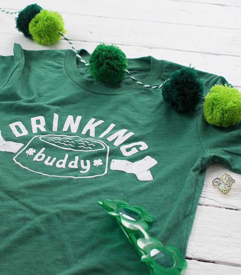 Image of Drinking Buddy Tee