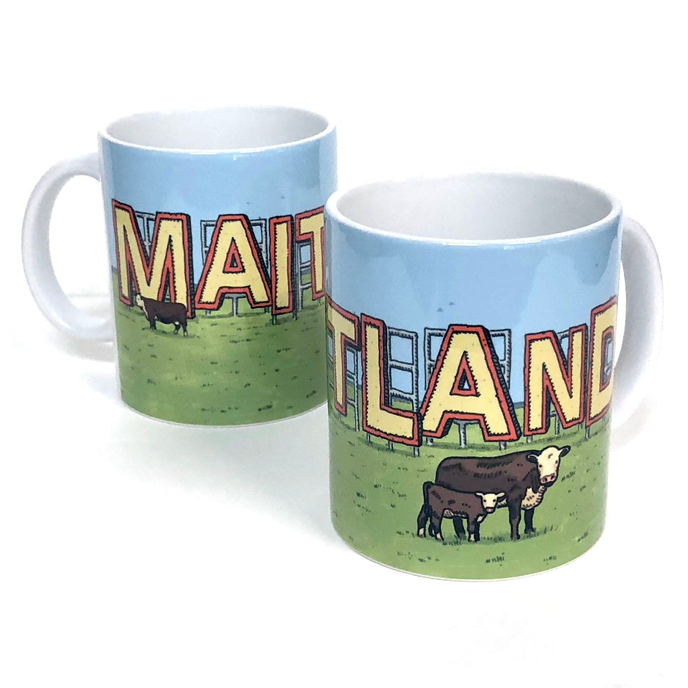 Image of The Maitland Mural Mug