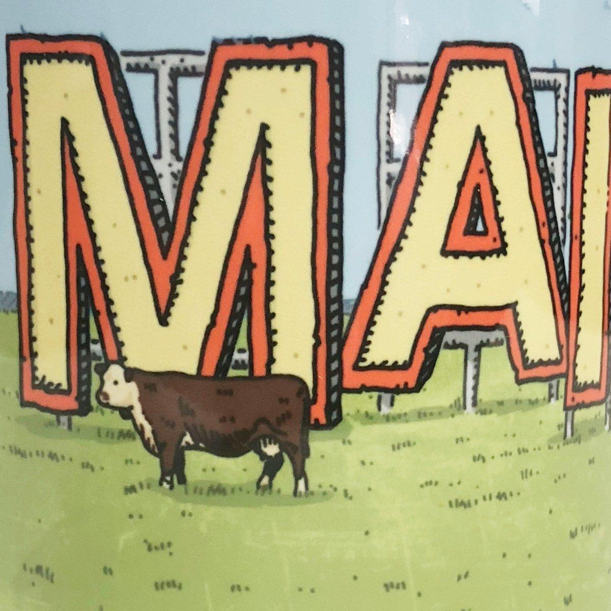 Image of The Maitland Mural Mug