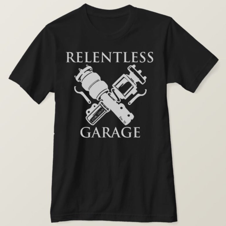 "Image of New!!! ""Relentless Garage"" Tee"