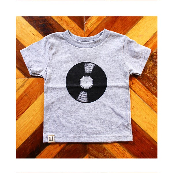 Image of Records ) Infant/Toddler Tee