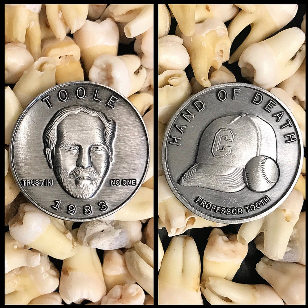 Image of Serial Killer Ottis Toole Coin