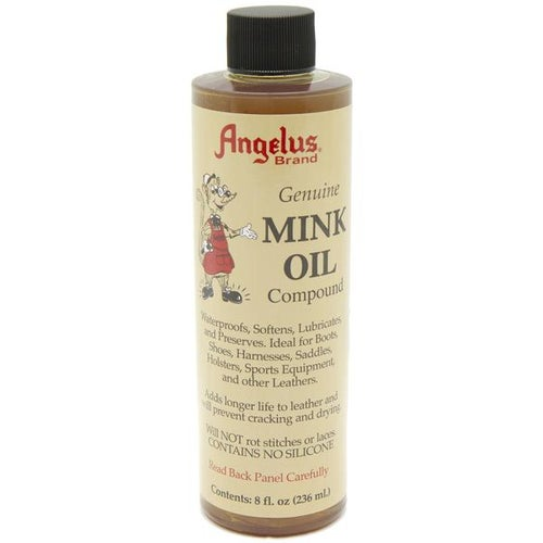 Image of Mink Oil (Water Proofer & Conditioner)